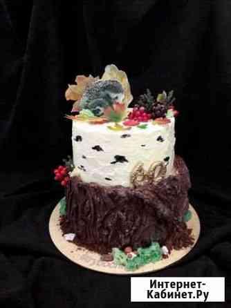 Детские торты. Торты на заказ. Сладкие подарки Екатеринбург