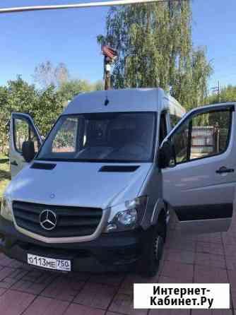 Аренда Автобуса с водителем. Mercedes-benz 515 Ступино
