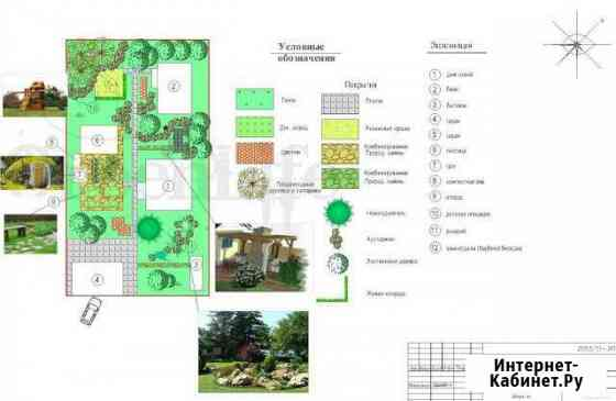 Ландшафтный дизайн от А до Я Санкт-Петербург