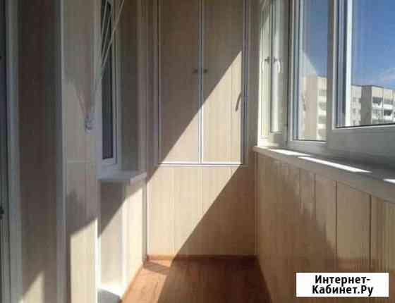 Балкон Под Ключ, остекление, окна пвх Люберцы