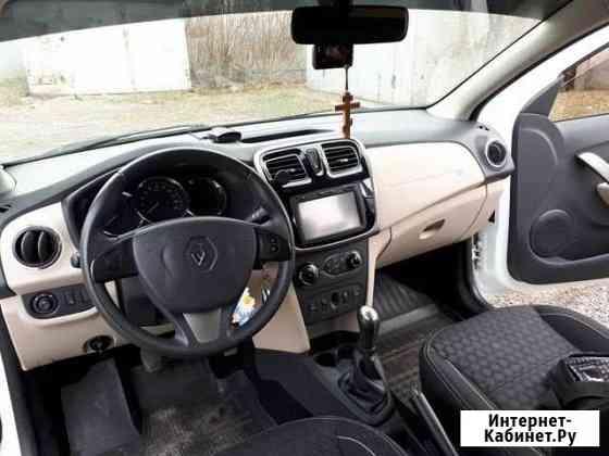 Renault Logan 1.6МТ, 2014, 57400км Липецк