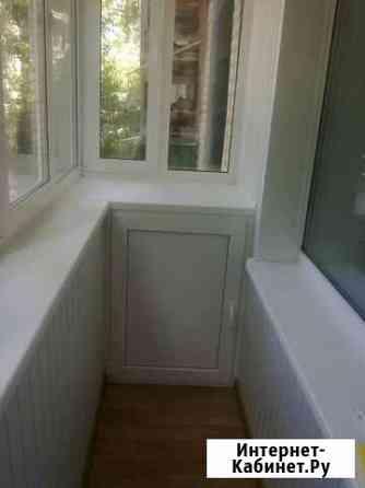 Окна, двери пвх и Al, балконы и лоджии под ключ Самара