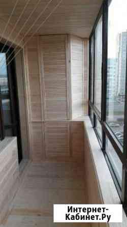 Балконы, лоджии под ключ Набережные Челны