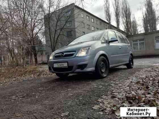Opel Meriva 1.6AMT, 2007, 210000км Липецк