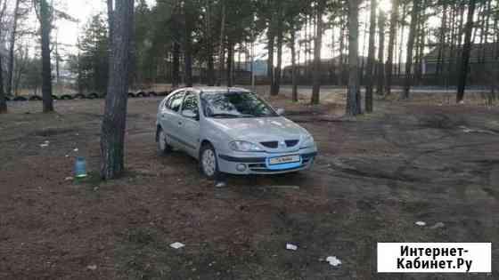 Renault Megane 1.4МТ, 2001, 180000км Петрозаводск