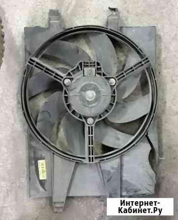 Вентилятор радиатора Ford Fusion 1,6 Петрозаводск