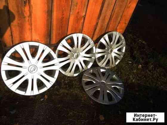 Комплект оригинальных колпаков на Тойоту R16 Санкт-Петербург
