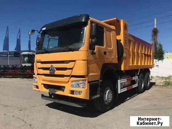Самосвал Howo HW76, 6x4, кузов 20 куб.м., 32 тонны Саранск