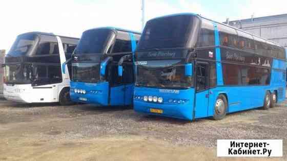 Заказ аренда автобуса Санкт-Петербург