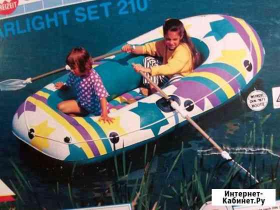 Лодка надувная детская. Новая Москва
