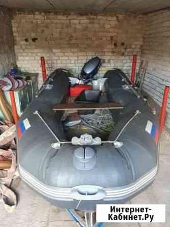 Лодка bush 4.0 Yamaha 30 Водомет.Тележка Калининград
