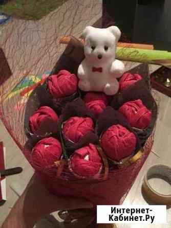 Букеты из конфет (и не только) Оренбург