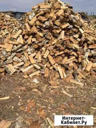 Продажа и доставка колотых дров Домодедово