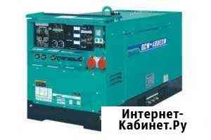 Аренда сварочных генераторов denyo DLW400 и DCW480 Самара
