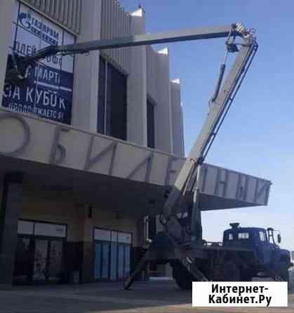 Аренда автовышки, Автовышка в аренду Санкт-Петербург