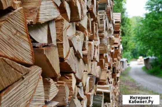 Дрова Срезка пиленная,дрова колотые берёза Омск