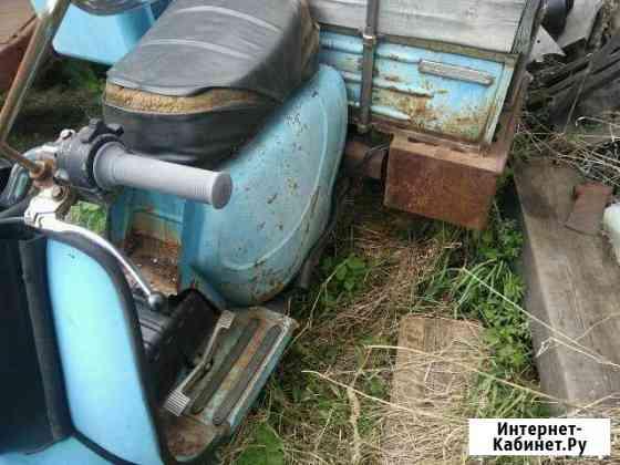 Мотоцикл муравей Серов