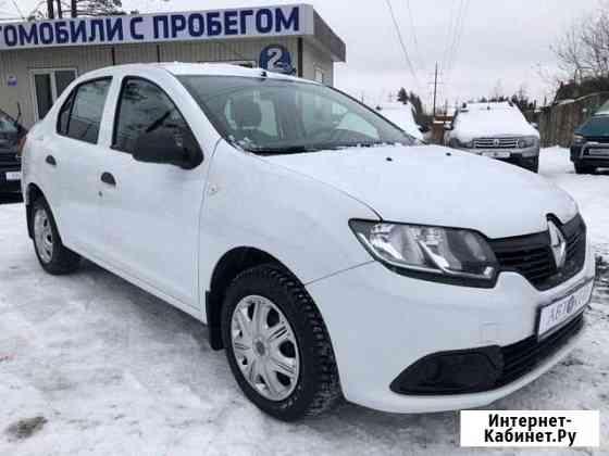 Renault Logan 1.6МТ, 2015, 59000км Петрозаводск