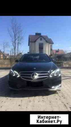 Аренда автомобиля с водителем, трансферы по Калини Калининград