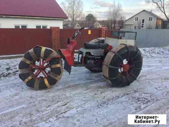 Трицикл Полазна