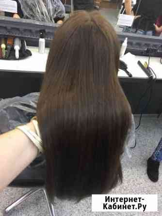 Кератиновое выпрямление, Ботокс волос, стрижки жен Кстово