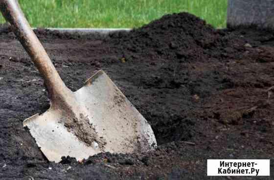 Земельные работы. Землекопы Ульяновск