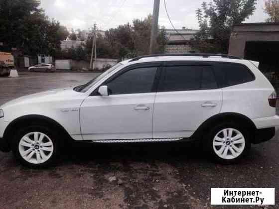 BMW X3 3.0AT, 2008, 150000км Самара