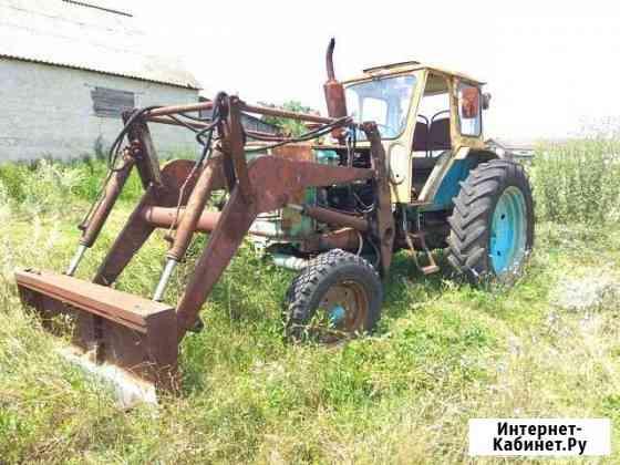 Трактор юмз -6 с сагом Крымск