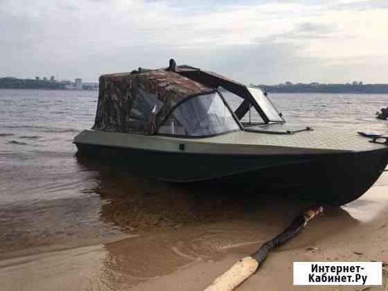 Лодка Казанка 5м3 Чебоксары