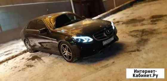 Mercedes-Benz E-класс 3.5AT, 2015, 96000км Новосибирск