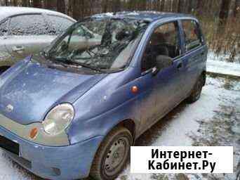 Daewoo Matiz 0.8МТ, 2008, 120000км Березовский