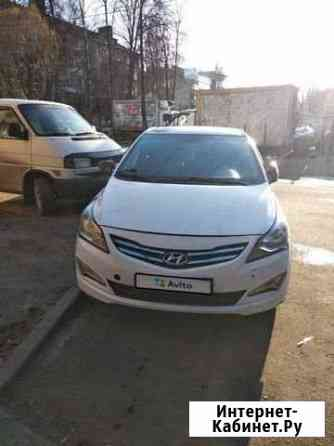 Hyundai Solaris 1.6AT, 2012, битый, 222000км Подольск