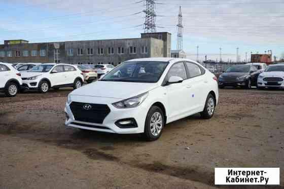 Hyundai Solaris 1.6МТ, 2019 Санкт-Петербург