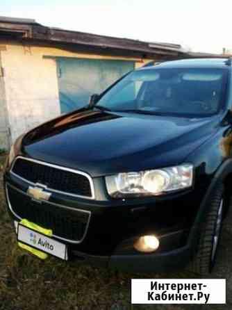 Chevrolet Captiva 2.4AT, 2013, 82500км Великий Новгород