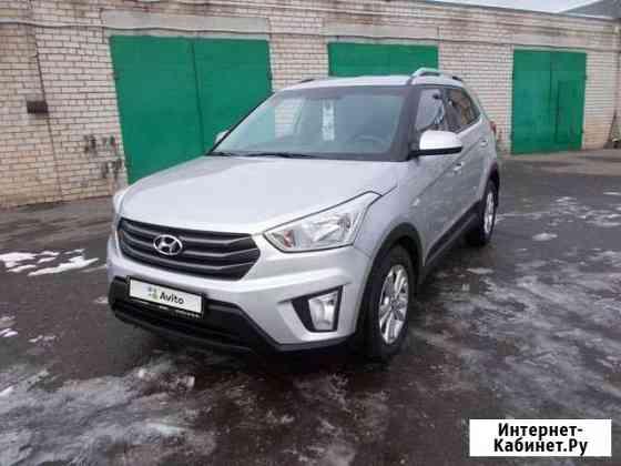 Hyundai Creta 1.6AT, 2016, 54000км Иваново