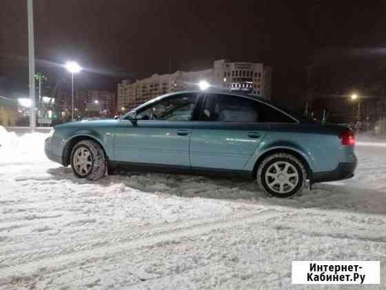 Audi A6 2.4МТ, 1998, 355000км Киров