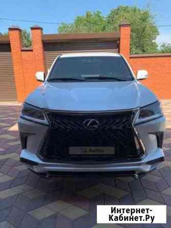 Lexus LX 4.5AT, 2018, 34150км Новошахтинск