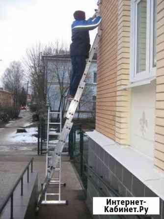 Монтаж/установка видеонаблюдения под ключ Санкт-Петербург