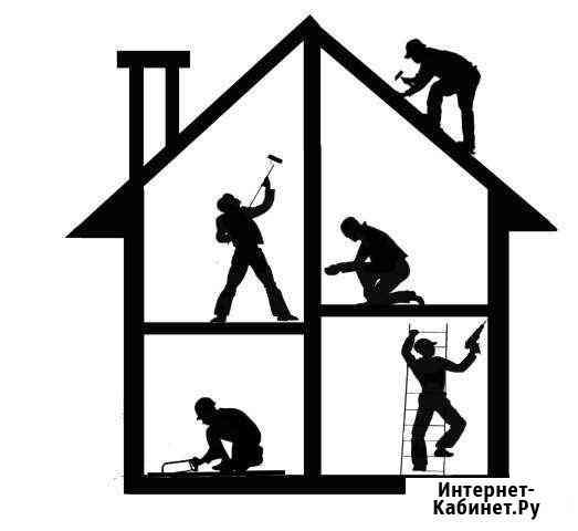 Все виды внутренних строительно-отделочных работ Россошь