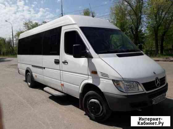 Заказ микроавтобуса 20 мест Волгоград