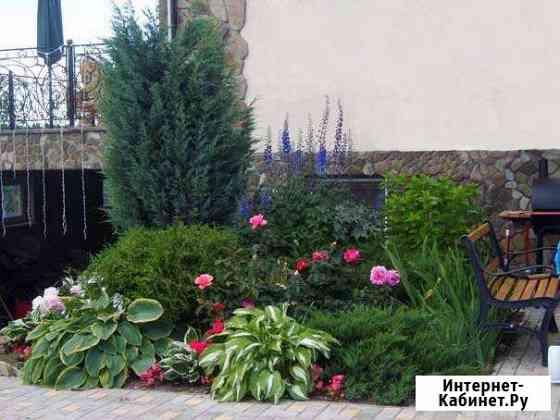 Ландшафтный дизайн садового участка Москва