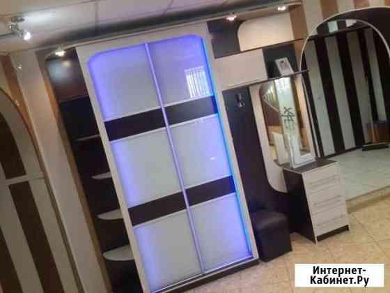 Изготовление Шкафов-Купе и корпусной мебели Магадан