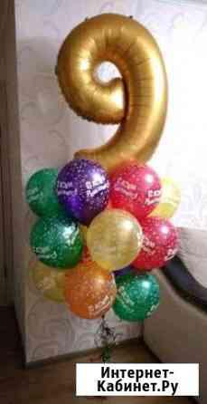 Воздушные шары, оформление воздушными шарами Москва