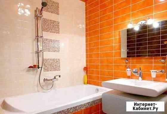 Ремонт ванной комнаты укладка кафеля под ключ Екатеринбург