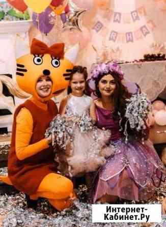 Аниматоры на детский праздник Санкт-Петербург