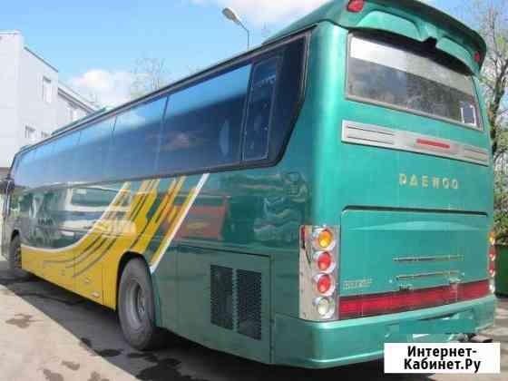Автобусы и микроавтобусы на заказ Анадырь