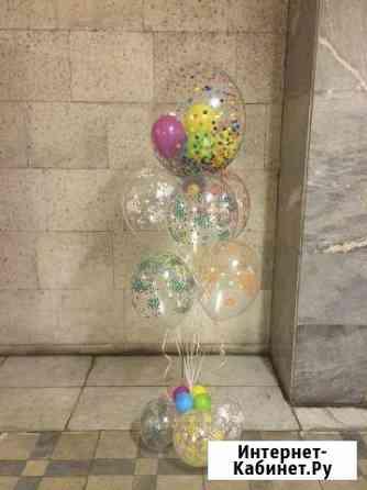 Воздушные шары и фигуры Санкт-Петербург