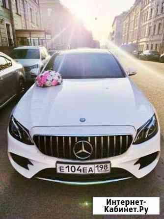 Аренда автомобиля с личным водителем на свадьбу Колпино