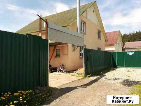 Дом 213 м² на участке 5 сот. Голицыно