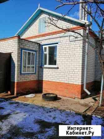 Дом 56 м² на участке 4 сот. Острогожск